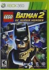 LEGO Batman 2: DC Super Heroes Xbox 360 New microsoft_xbox_360;