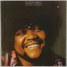 BUDDY MILES: We Got to Live Toegether USA Mercury '70 Soul Funk LP