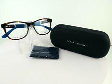 Tommy Hilfiger TH 1406 (T99) Havana / Turquoise 54-17-145 Eyeglass Frames