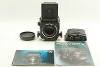 【 MINT 】Mamiya RB67 Pro S Medium Format Film Camera Body 120 Back from JAPAN 800