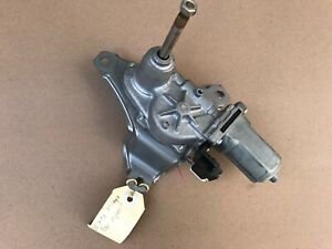 MITSUBISHI MIRAGE 2012-2019 - REAR  WIPER MOTOR