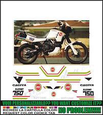 kit adesivi stickers compatibili elefant 750 1987 lucky ex monofaro