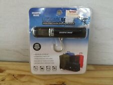 **NEW**Sharper Image Digital Luggage Scale - Weigh Up To 88Lbs