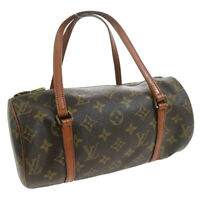 LOUIS VUITTON PAPILLON 26 HAND BAG PURSE MONOGRAM M51366 33804