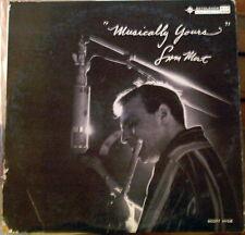 Scarce Sam Most - Musically Yours - Deep Groove Bethlehem - VG++ Vinyl