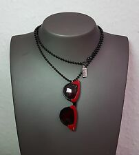 Anna lou of london Novelty Ray ban glasses necklace