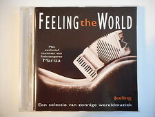 FEELING THE WORLD : MARIZA - PORTUGAL, CHUVA [ CD ALBUM PORT GRATUIT ]