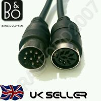 Extention speaker Cable for Bang & Olufsen B&O LARGE Mk2 BeoLab 8 pin din 3M