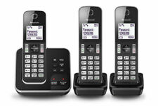 Panasonic KXTGD323ALB Cordless Phone with 2 Handsets