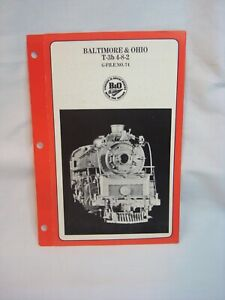 Westside Model G-File No 74 B&O T-3b 4-8-2