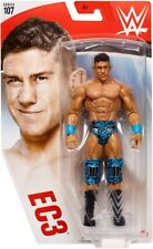 Mattel Wwe Wrestling 107 Ec3 Action Figure (New Boxed)