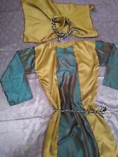 Three Wise Men King / Shepherd Innkeeper Joseph Mary Costume for Nativity Play