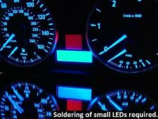 BMW E90 série 3 SMD LED indicateur de vitesse kit de conversion