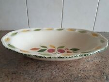 Marks and Spencer  - Damson -  Large Oval Serving Dish