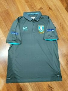 Sheffield Wednesday football jersey polo shirt size M
