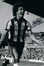 More details for signed kevin keegan newcastle autograph photo king kev england