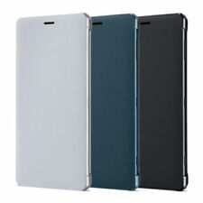 Synthetic Leather Matte Mobile Phone Cases, Covers & Skins for Sony Xperia XZ