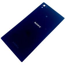100%Genuine Sony Xperia Z2 rear battery cover+NFC antenna black back glass D6503