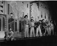 "Sidney Michaels ""BEN FRANKLIN IN PARIS"" Theatre World Archives 1964 Press Photo"
