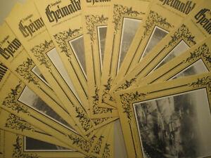 1981 30. Jahrgang Siegerländer Heimatblatt 12 Hefte / Siegerland Siegen
