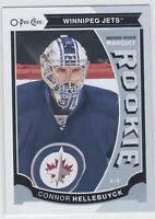 15/16 OPC...CONNOR HELLEBUYCK...MARQUEE ROOKIE...CARD # U47...JETS