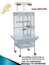 """New listing Bird Cage imported """"Good for Grey Parrot SunConure Cockateils """" By FedEx"""