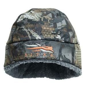 Sitka Boreal Windstopper Beanie Waterfowl Timber ~ New ~ One Size Fits All