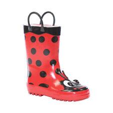Western Chief Girls'   Ladybug Rain Boot