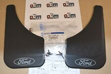Ford Fiesta Escape Focus Taurus Transit Splash Guards Flat MUD FLAPS new OEM
