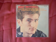 EDDY MITCHELL : OUI JE T'AIME +3  ( 60's , FRENCH EP , HALLYDAY )