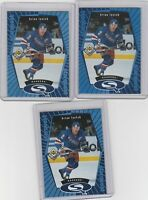1998-99 Upper Deck UD Choice Starquest Blue #SQ7 Brian Leetch Lot of 3