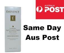 Eminence Lavender Age Corrective Night Eye Cream 30ml Anti Ageing Treatment