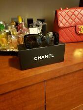 CHANEL Ladies Oversized Sunglasses Black w/ Original Case square 5175