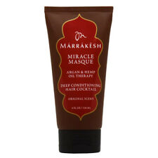 Marrakesh Miracle Masque Deep Conditioning Hair Cocktail Original 4oz w/NailFile