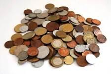 Lote de 200 monedas del mundo surtidas