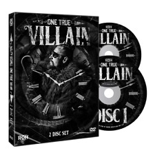 Official ROH Ring of Honor Best Of Marty Scurll One True Villain 2 Disc DVD Set