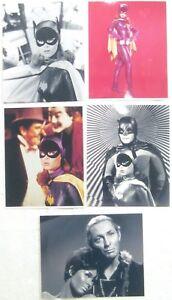 YVONNE CRAIG 8x10 PHOTO LOT collection BATMAN (Batgirl) & STAR TREK (Marta) MORE