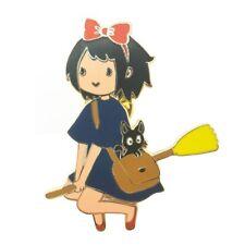 Kiki delivery service Hard Enamel Pin Anime Studio badge