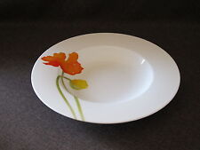 V&B  ICELAND POPPIES Suppenteller 24,5 cm  TOP VILLEROY&BOCH kein Gallo