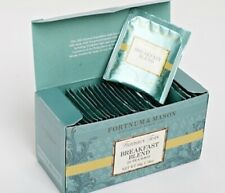 Fortnum and Mason British Tea. Set Of 5 Boxes. Breakfast Blend - USA