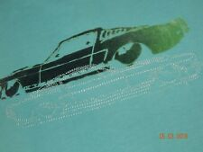 euc Urban Pipeline boys size 6 SUPER COOL CAR Shirt Must See teal Turquoise