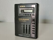 Vintage Aiwa HS-J470 Stereo Radio Cassette Recorder Parts or Repair