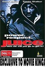 Juice (DVD, 2011) BRAND NEW SEALED