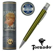 Retro 51 #VRR-1311 / Lacquered Kiwi Tornado Rollerball Pen