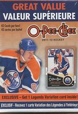 2011/12 UPPER DECK OPC O-PEE-CHEE SEALED HOCKEY SUPER PACK - 42 CARDS