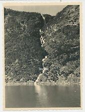 Foto Norwegen-Hardangerfjord-Wasserfall  2.WK  (P735)