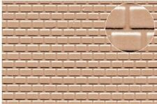 Slaters Embossed Plastikard No.0443 3mm Scale Roof Tile