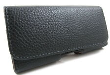 New Black Leather Case Cover Pocket For Apple iPhone 5 5C 5S