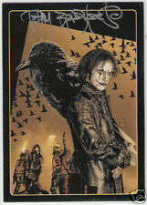 The Crow City Of Angels Card - Tim Bradstreet Autograph