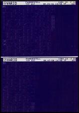 Mercedes Benz Vario_Fahrgestell 667_Ersatzteilliste_Mikrofilme_Microfiche_Fich